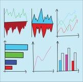 tabelle illustrazione di stock