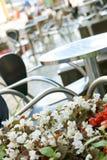 Tabelle an der Gaststätte Stockbild