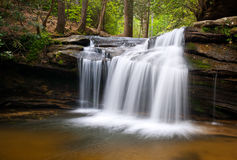 Tabellen-Felsen-Nationalpark Sc-Wasserfall-Landschaft stockfoto