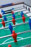 Tabellen-Fußball Stockfotografie