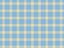 Tabellen-Tuch-Muster Stockfotos