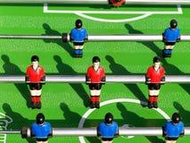Tabellenfußball Lizenzfreies Stockbild