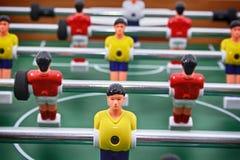 Tabellenfußballhintergrund stockbilder