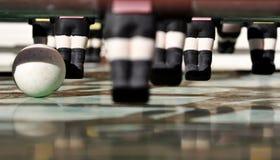 Tabellenfußball Lizenzfreie Stockfotos