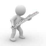 Tabellierprogramm Lizenzfreies Stockbild