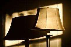 Tabelllampa Fotografering för Bildbyråer