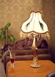 Tabelllampa Royaltyfria Bilder