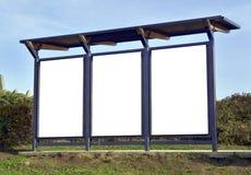 Tabellone per le affissioni Fotografie Stock Libere da Diritti