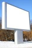 Tabellone per le affissioni Immagini Stock