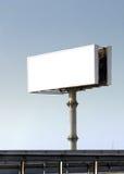 Tabellone per le affissioni esterno enorme immagine stock