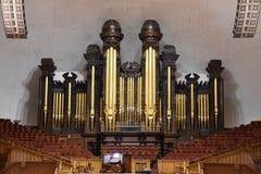 Tabernacle в Солт-Лейк-Сити, Юте Стоковое Изображение