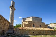Tabernacle of dervishes. In Yevpatoriya. Crimea Stock Images