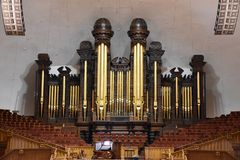 Tabernacle w Salt Lake City, Utah Obraz Stock