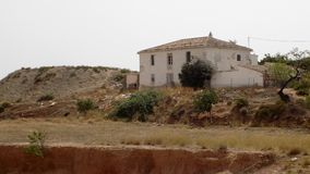 Tabernas, Hiszpania - Obrazy Stock
