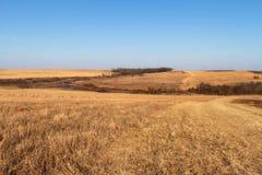 Taberville Prairie Royalty Free Stock Photos