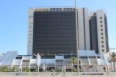 Tabesti hotell i benghazi-Libyen arkivbilder
