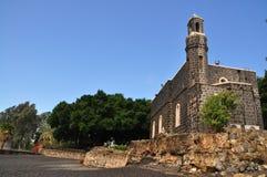 Tabgha, Israele. Fotografia Stock
