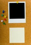 Tablón de anuncios Imagenes de archivo