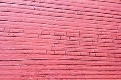 Tablón de madera agrietado Fotografía de archivo