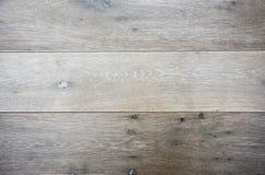 Tablón de madera con el agujero Imagen de archivo libre de regalías