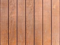 Tablón de madera de Brown Fotos de archivo libres de regalías