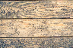 Tablón de madera del escritorio a utilizar como fondo Foto de archivo