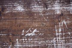 Tablón de madera del primer Foto de archivo