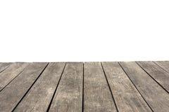 Tablón de madera del vintage, piso Imágenes de archivo libres de regalías