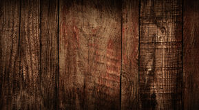 Tablón de madera marrón rústico viejo Foto de archivo libre de regalías