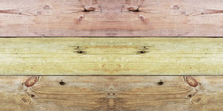 Tablón de madera viejo Fotos de archivo libres de regalías