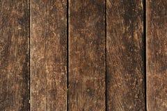 Tablón de madera viejo Foto de archivo libre de regalías