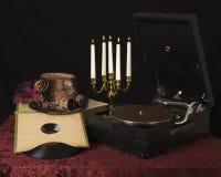 Tabla de la música Fotografía de archivo libre de regalías