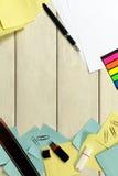 Tabla de trabajo, tabla de funcionamiento foto de archivo libre de regalías