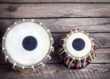 Tabla drums Stock Photography