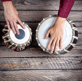 Tabla drums Stock Photos