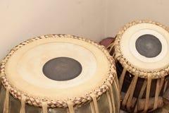 TABLA, het populaire slaginstrument van India stock foto's