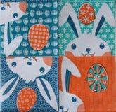Tabla-servilleta de Pascua Imagen de archivo libre de regalías