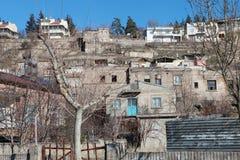 The Tablakaya District in Talas, Kayseri. Royalty Free Stock Image