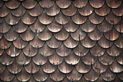 Tablas de madera tradicionales foto de archivo libre de regalías