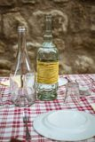 table Photographie stock