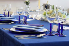 A table Royalty Free Stock Photography