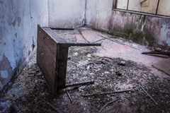 Table Abandoned  Alquife Mines Royalty Free Stock Photo