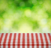 Table background Stock Images