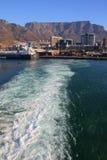 Table Bay harbor Cape Town Stock Photos