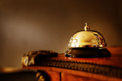 Table Bell Royalty Free Stock Photos