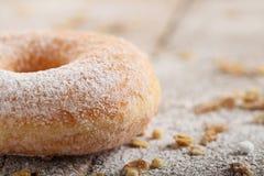 Breakfast Table. Table Breakfast - Continental Breakfast, donut Stock Photos