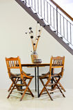 Table Chair Stock Photos