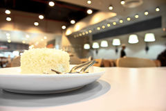Table and chair design  Restaurant Stock Photography