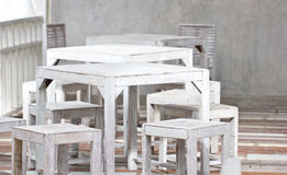 Table And Chairs. Royalty Free Stock Image