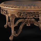 Table classique Images stock